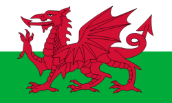 Logo for Wales