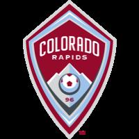 Logo for Colorado Rapids SC