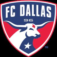 Logo for FC Dallas