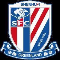 Logo for Shanghai Greenland Shenhua FC